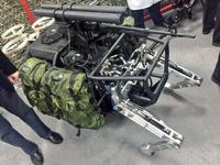 Российский боевой робот-зверь. ВИДЕО
