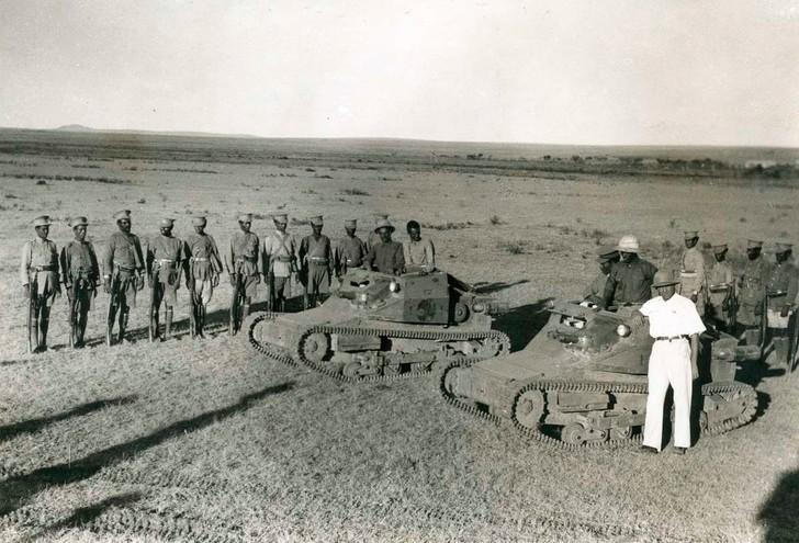 Самые странные способы обезвредить танк  танк!  в истории войн