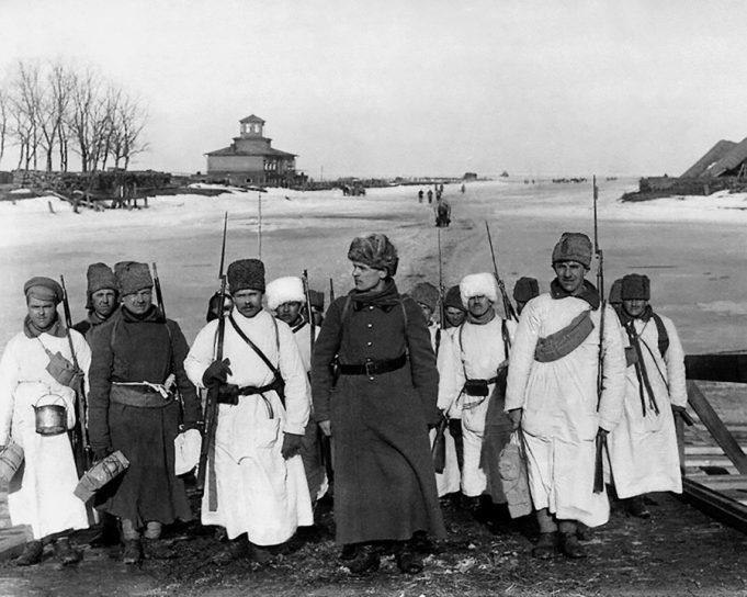 Какой была Россия в 1921 году