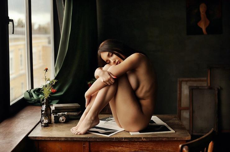 Девушки на снимках Дмитрия Архара (34 фото)