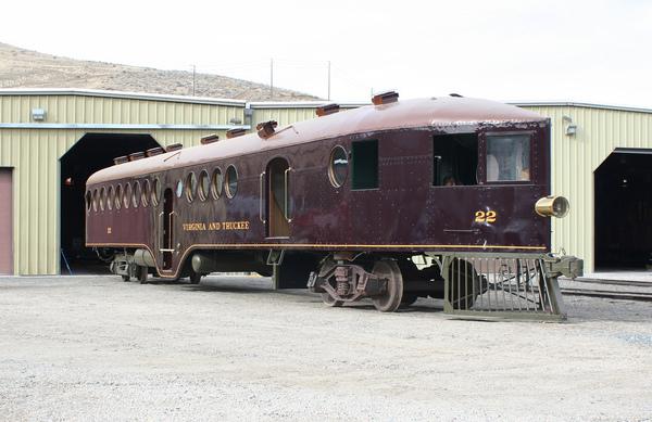 Вагон Маккина странный поезд 1900-х