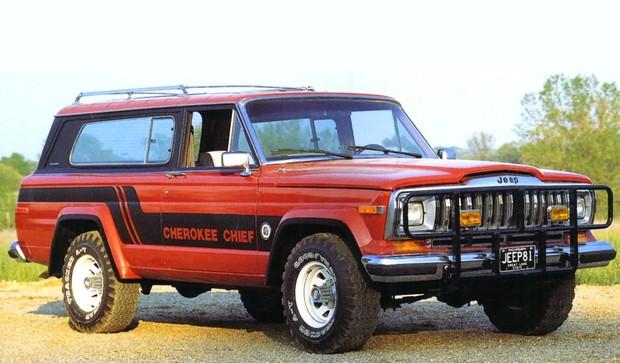 Коренные жители Америки потребовали запретить Jeep Cherokee (11 фото)
