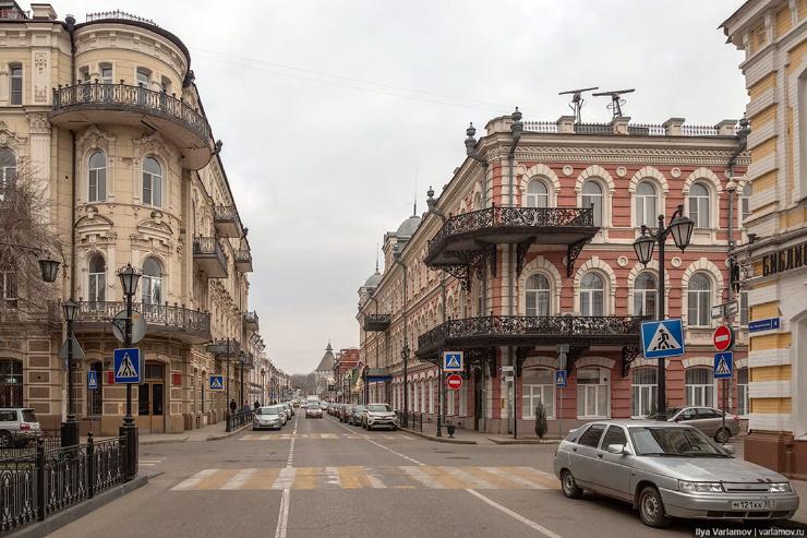 Самые красивые улицы России! (25 фото)