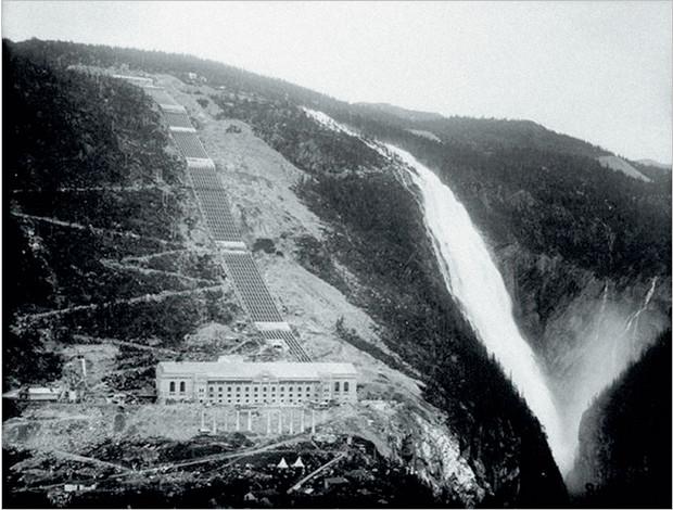 Как Гитлеру воду отключили сага о том, как диверсанты лишили фашистов атомной бомбы (12 фото)
