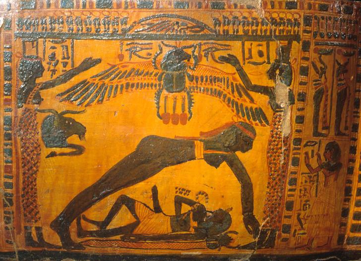 7 самых скандальных секс-обычаев древнего Египта