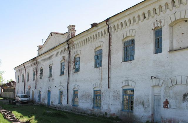 В Иркутской области решили сдать в аренду каторжную тюрьму