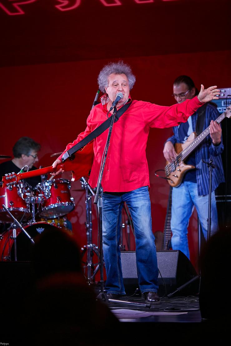 Концерт группы ТОП в стиле Старого Нового Рока 13 января   фото