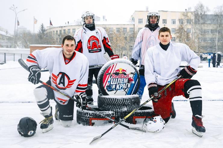 Отборочный этап юбилейного 5-ого турнира Red Bull Шлем и Краги состоялся в Екатеринбурге!