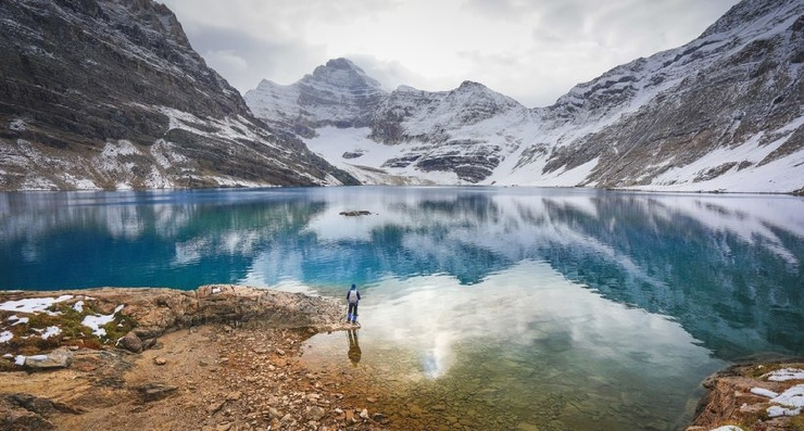 3 лучших маршрута в мире для путешествия пешком
