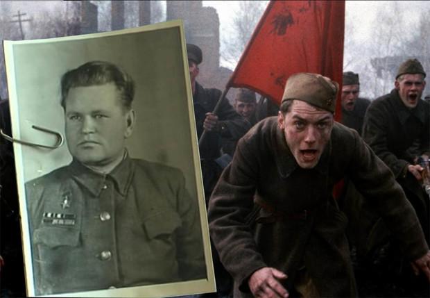 Василий Зайцев Неизвестная история легендарного снайпера (8 фото)