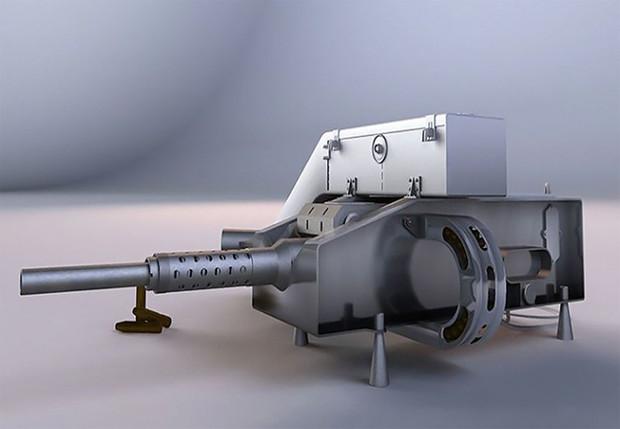 Первое советское космическое оружие как была создана орбитальная пушка Р-23М Картечь