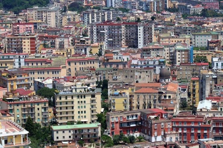 Неаполитанская мафия запретила скорым использовать сирены