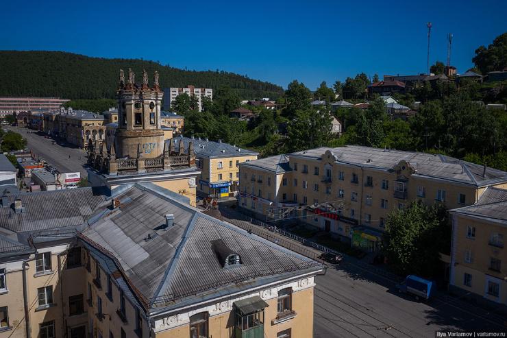 Златоуст советский город не в своей тарелке (26 фото)