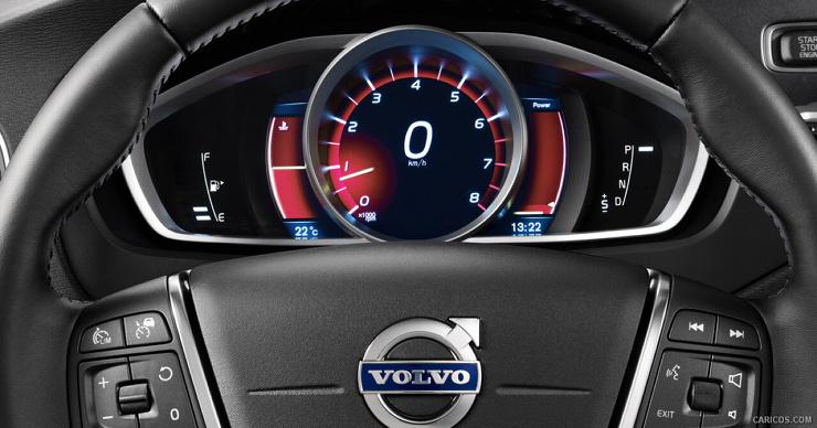 Зачем Volvo ограничила максимальную скорость