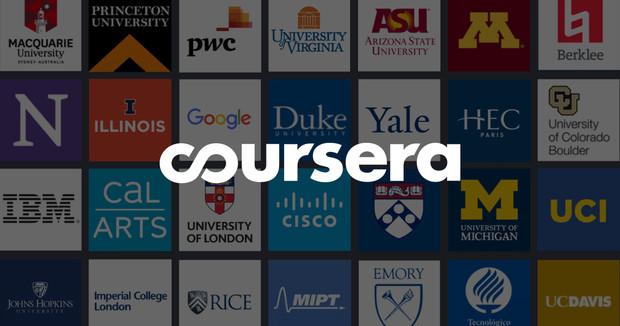 Coursera открыла студентам бесплатный доступ к 3,8 тыс. курсов