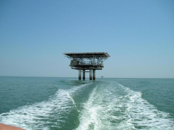 Из скважин под Азовским морем добыли воду для Крыма