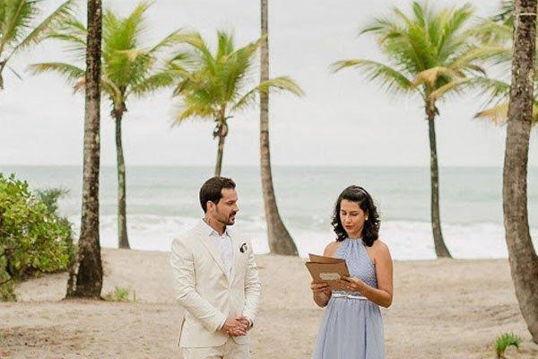 В Бразилии мужчина женился сам на себе