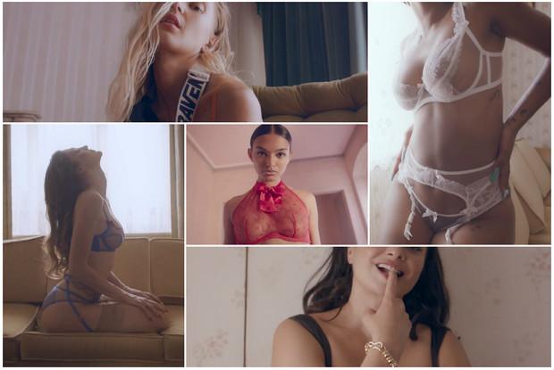 Пять горячих видео пяти героинь новой рекламной кампании Agent Provocateur