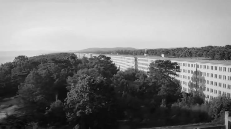 Видео Крупнейший в мире отель, так и не принявший ни одного гостя