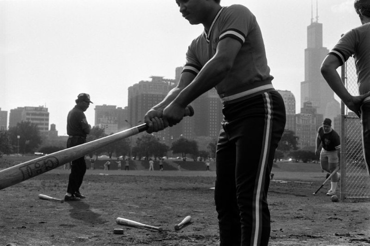 Невероятно стильные фото Чикаго 1988