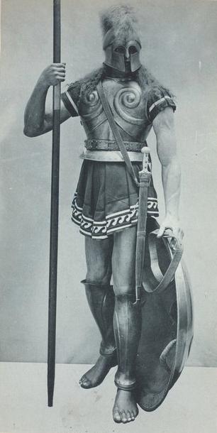 300 спартанцев, персидские бессмертные и другой спецназ древности