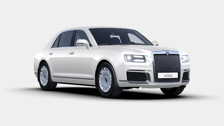 Российские седаны Aurus Senat появились в продаже