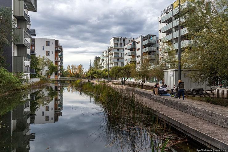 Новые районы Бордо хотели бы так жить? фото