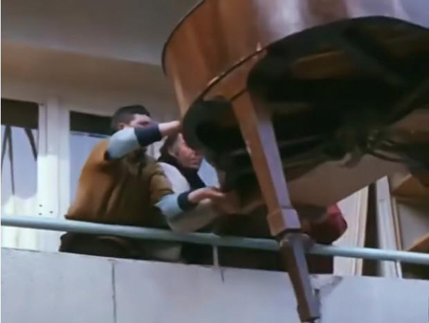 Короткометражка недели Общая стена (комедия, 1972, СССР, 1556) (видео)