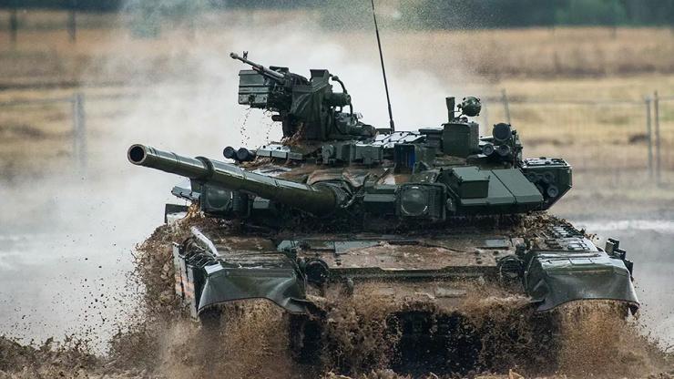 В России начали серийное производство танков Т-90М Прорыв