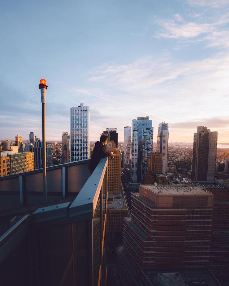 Нью-Йорк на фотографиях Лиама Торреса