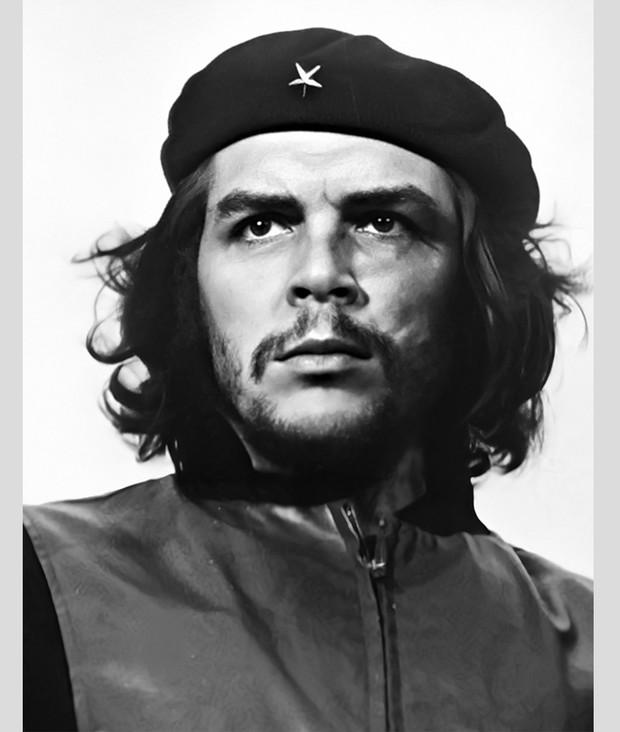 История одной фотографии Героический партизан Че Гевара