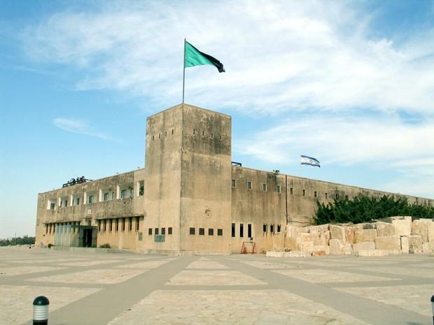 Израильский Гуантанамо тайная тюрьма, стертая со всех карт и аэрофотосъемок
