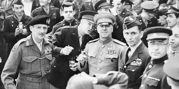Секретная кока-кола для маршала Жукова