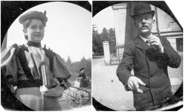 25 кадров, снятых скрытой камерой на улицах конца XIX века (25 фото)