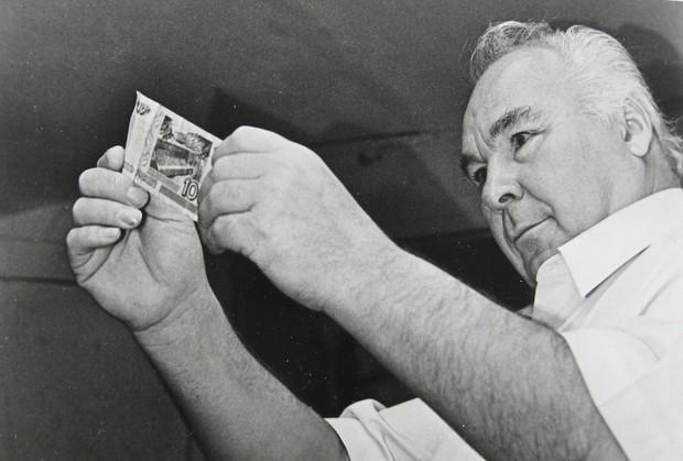 История самого знаменитого фальшивомонетчика СССР (7 фото)