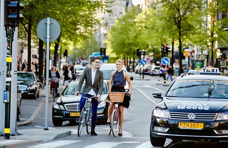 Почему шведские дороги самые безопасные