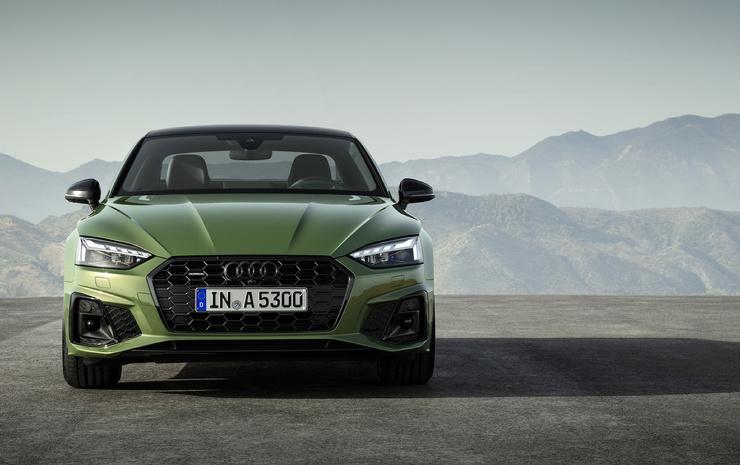 Опять А4 и А5 что изменилось в семействе Audi