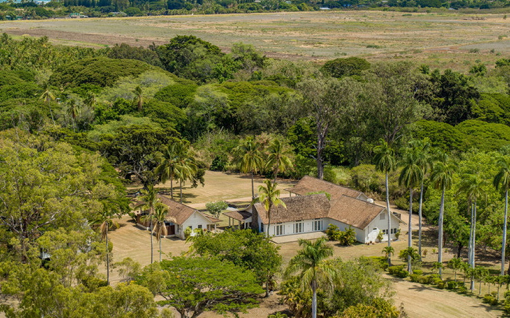 Ранчо на Гавайях, где снимали Остаться в живых, продается за 45 миллионов