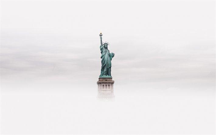 В США появится еще одна Статуя Свободы