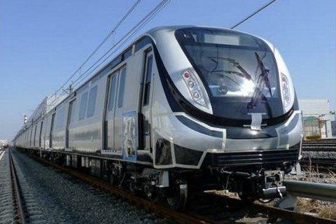 Харьков покупает китайские поезда метро