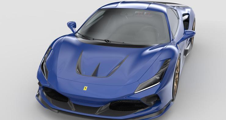 Обвес для суперкаров Ferrari будут делать на 3D-принтере