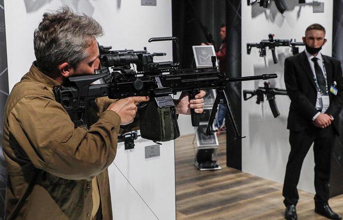 Новый российский пулемет РПЛ-20  фото  видео