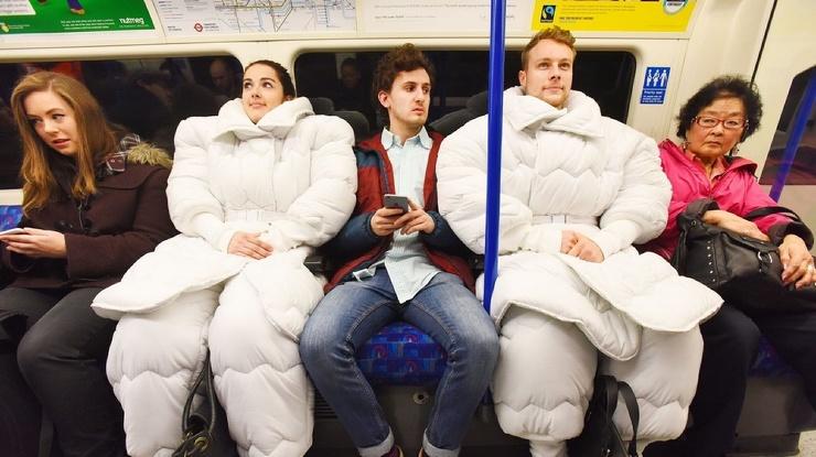 Модники из российского метрополитена от 21.09  фото