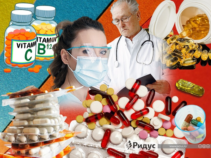 Врач рассказала, какие витамины стоит пить зимой для поднятия иммунитета
