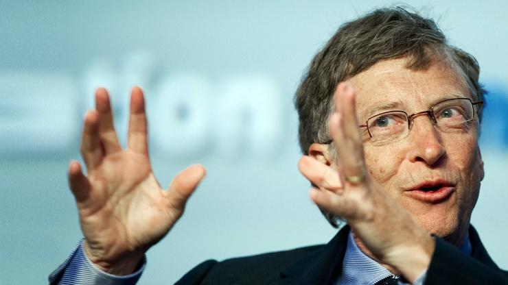 Сколько зарабатывает Билл Гейтс в секунду и в минуту