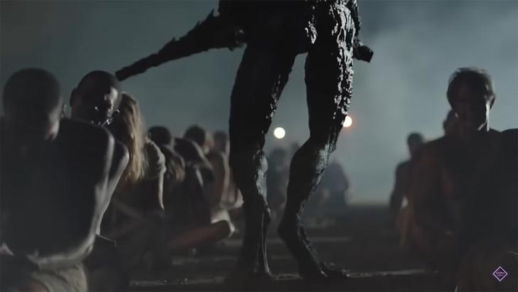 Короткометражка недели Ракка (фантастический хоррор, 2017, ЮАР, 2020) (видео)