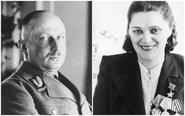 Операция Возмездие как три женщины убили палача Белоруссии Вильгельма Кубе