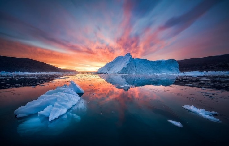 Почему в Арктике запрещен промышленный лов рыбы
