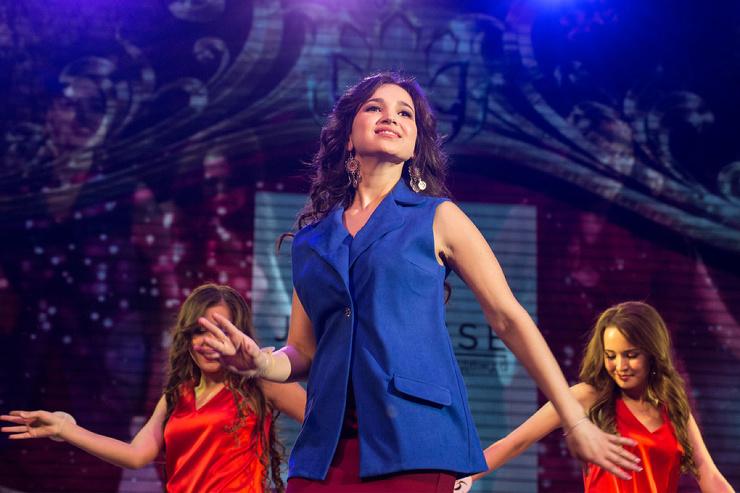 Танцы на конкурсы для девушек