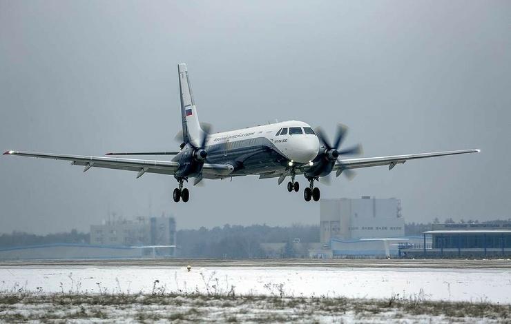 На замену украинским теперь самолетам Ан-24